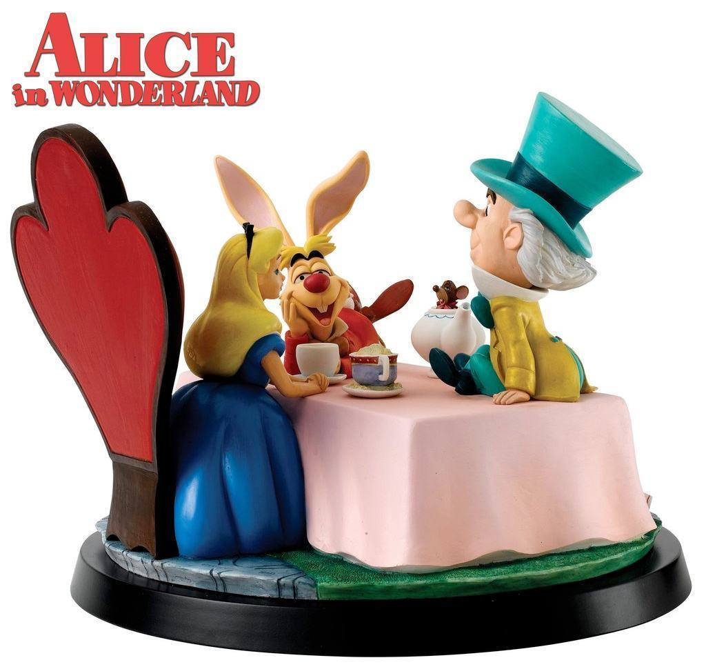 Estatua-Diorama-Alice-in-Wonderland-A-Moment-In-Time-Numbered-Statue-02
