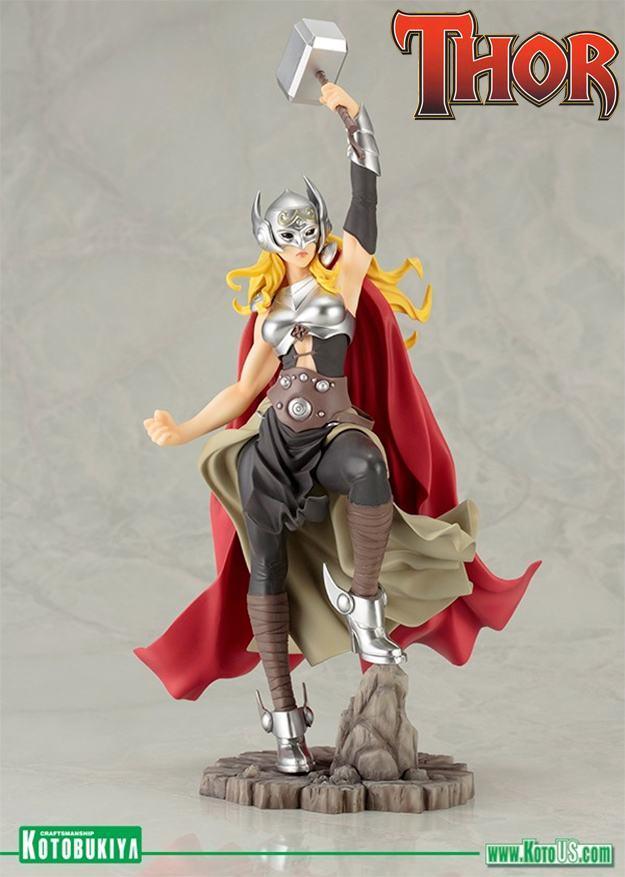 Female-Thor-Marvel-Bishoujo-Statue-02