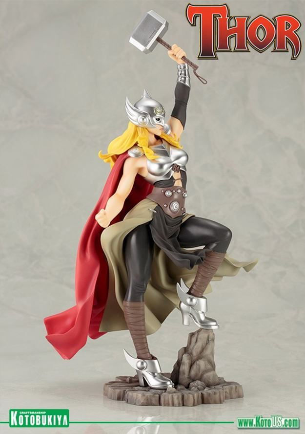 Female-Thor-Marvel-Bishoujo-Statue-03