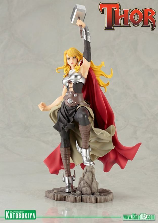 Female-Thor-Marvel-Bishoujo-Statue-04