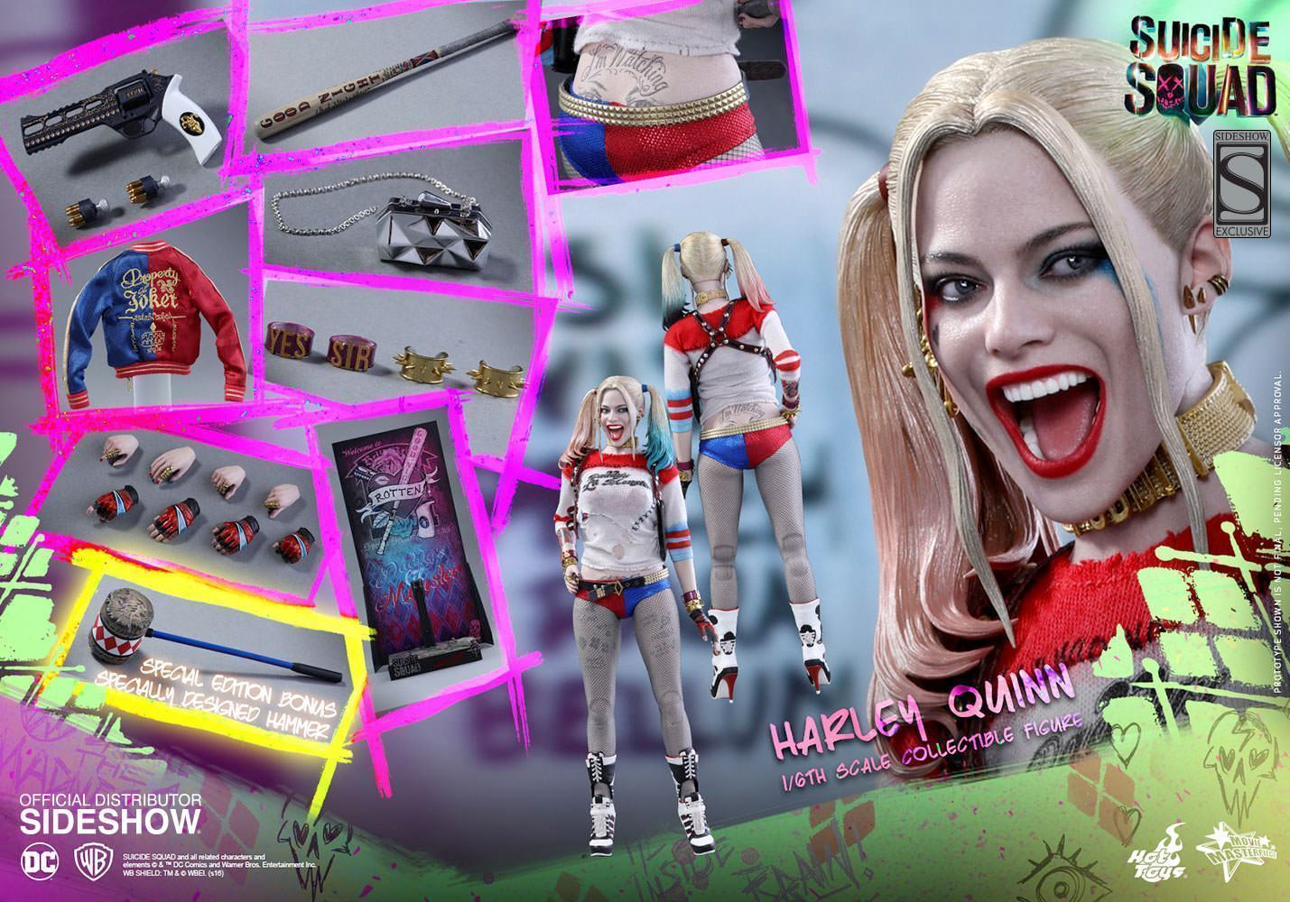 Harley-Quinn-Suicide-Squad-Action-Figure-Hot-Toys-13