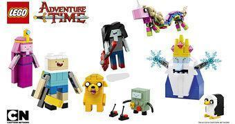 LEGO Hora de Aventura (Adventure Time)