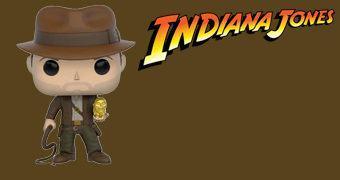 Boneco Indiana Jones Adventures Pop!