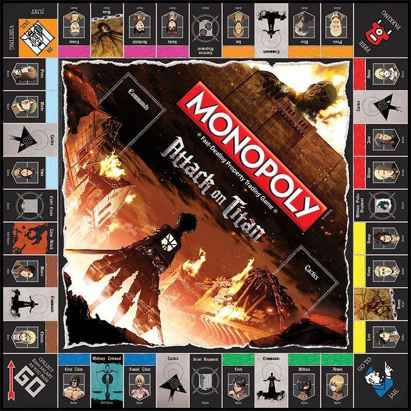 Jogo-Attack-on-Titan-Monopoly-02