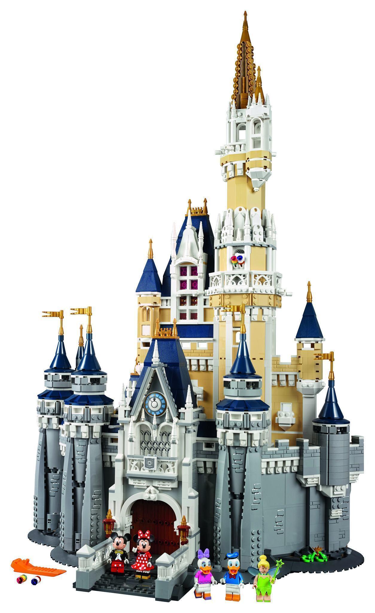 LEGO-The-Disney-Castle-Cinderella-01a