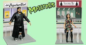 Action Figures Barrados no Shopping (Mallrats) de Kevin Smith Série 2