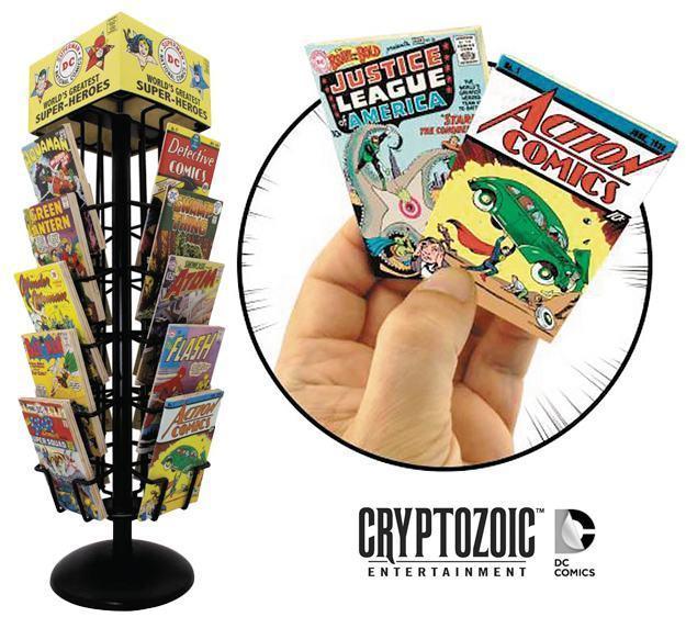 Miniaturas-DC-Comics-Mini-Comics-Tile-Collection-01