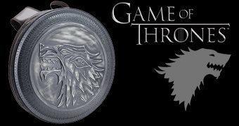Mochila Game of Thrones: Escudo da Casa Stark