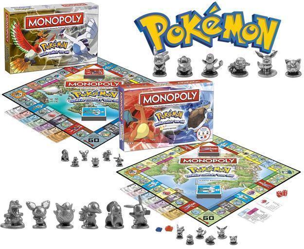Resultado de imagem para monopoly kanto johto edition