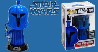 Star Wars Blue Senate Guard Pop!