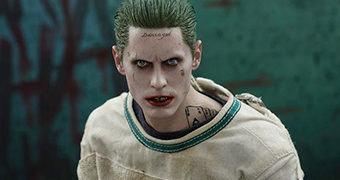 Jared Leto como The Joker em Esquadrão Suicida – Action Figure Perfeita Hot Toys 1:6