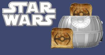 Torradeira Estrela da Morte Star Wars – Death Star Toaster