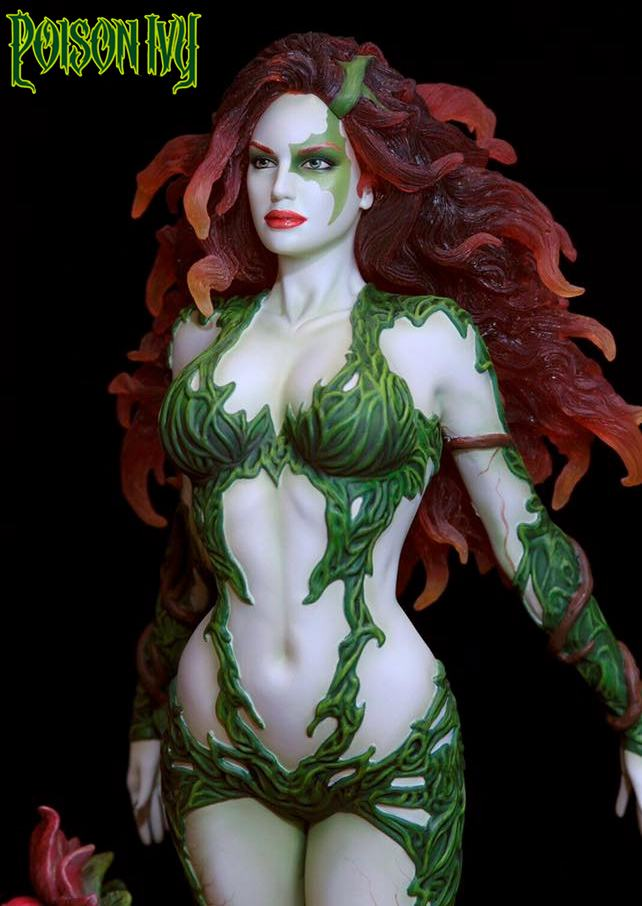 Estatua-Poison-Ivy-Fantasy-Figure-Gallery-DC-Comics-Collection-Resin-Statue-Variant-02