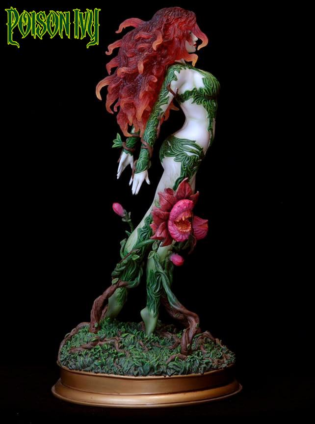 Estatua-Poison-Ivy-Fantasy-Figure-Gallery-DC-Comics-Collection-Resin-Statue-Variant-03