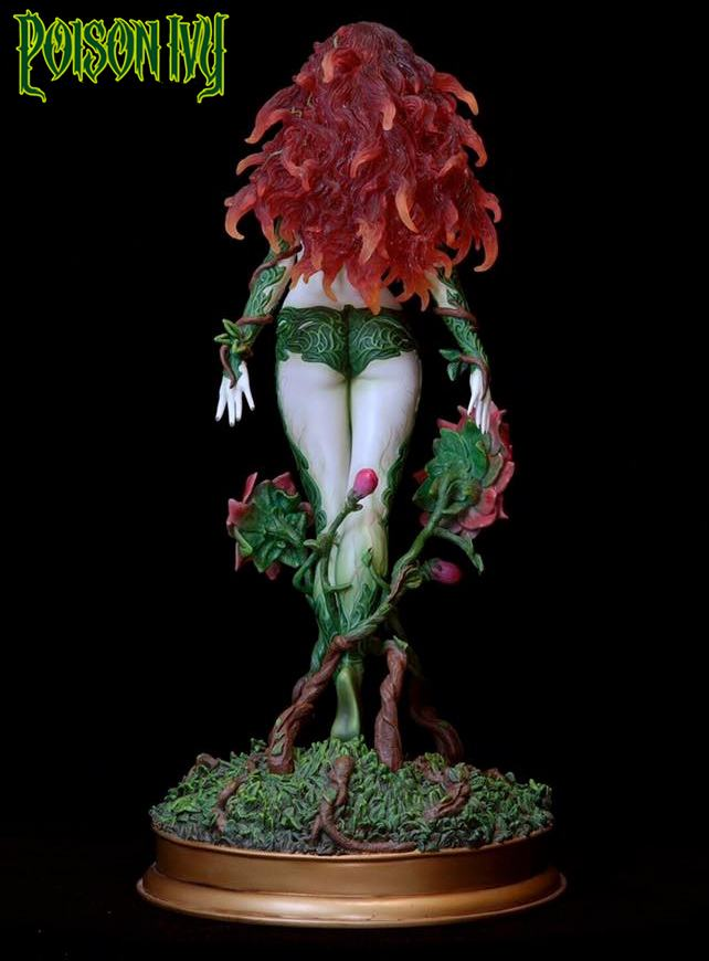 Estatua-Poison-Ivy-Fantasy-Figure-Gallery-DC-Comics-Collection-Resin-Statue-Variant-04