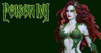 Estátua Hera Venenosa Yamato: Poison Ivy Fantasy Figure Gallery