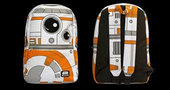 Mochila Star Wars VII: BB-8 Backpack