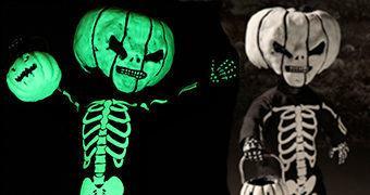 Living Dead Dolls Halloween 2016: Jack O' Lantern Fosforescente