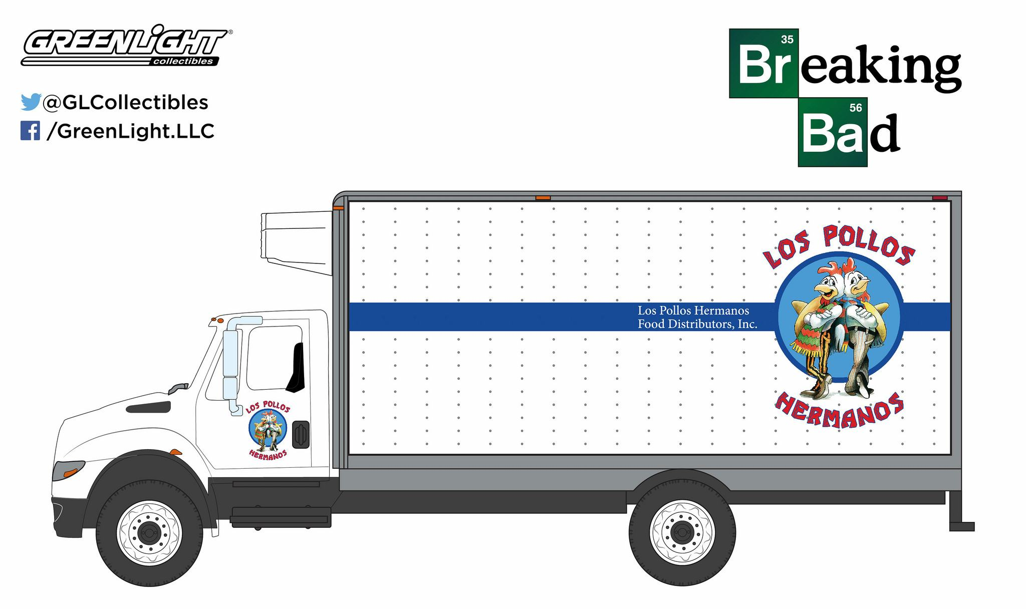 Caminhao-Los-Pollos-Hermanos-International-Box-Truck-1-64-Scale-Breaking-Bad-04