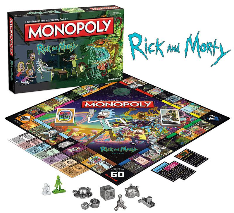 Jogo-Tabuleiro-Rick-and-Morty-Monopoly-Game-01