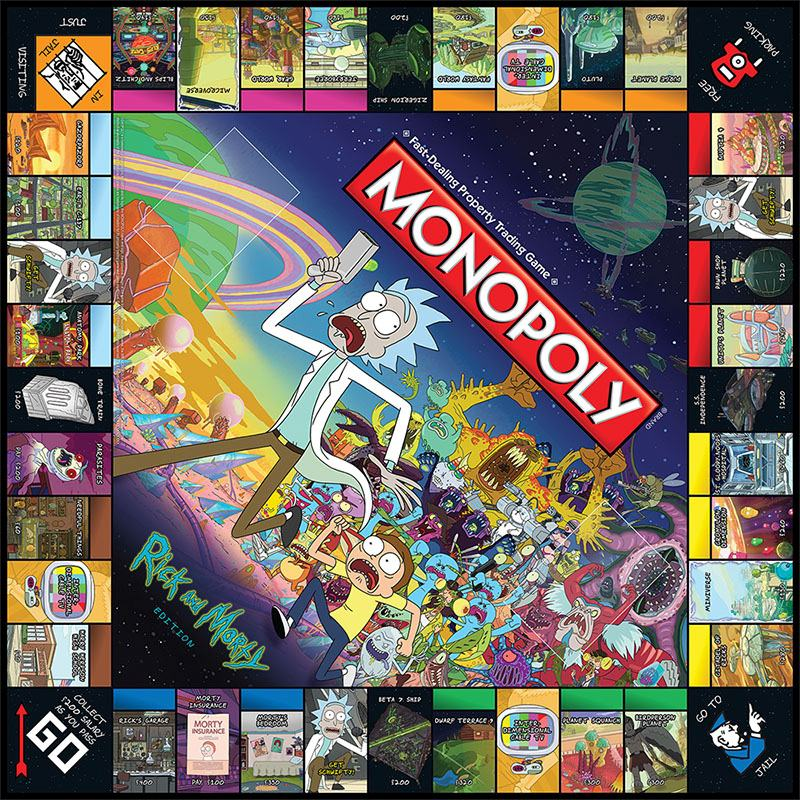 Jogo-Tabuleiro-Rick-and-Morty-Monopoly-Game-03