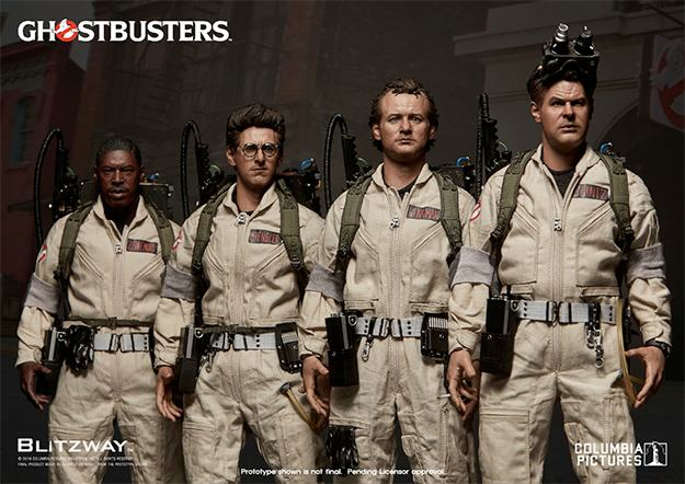 Ghostbusters-Action-Figures-Escala-1-6-Bitzway-01