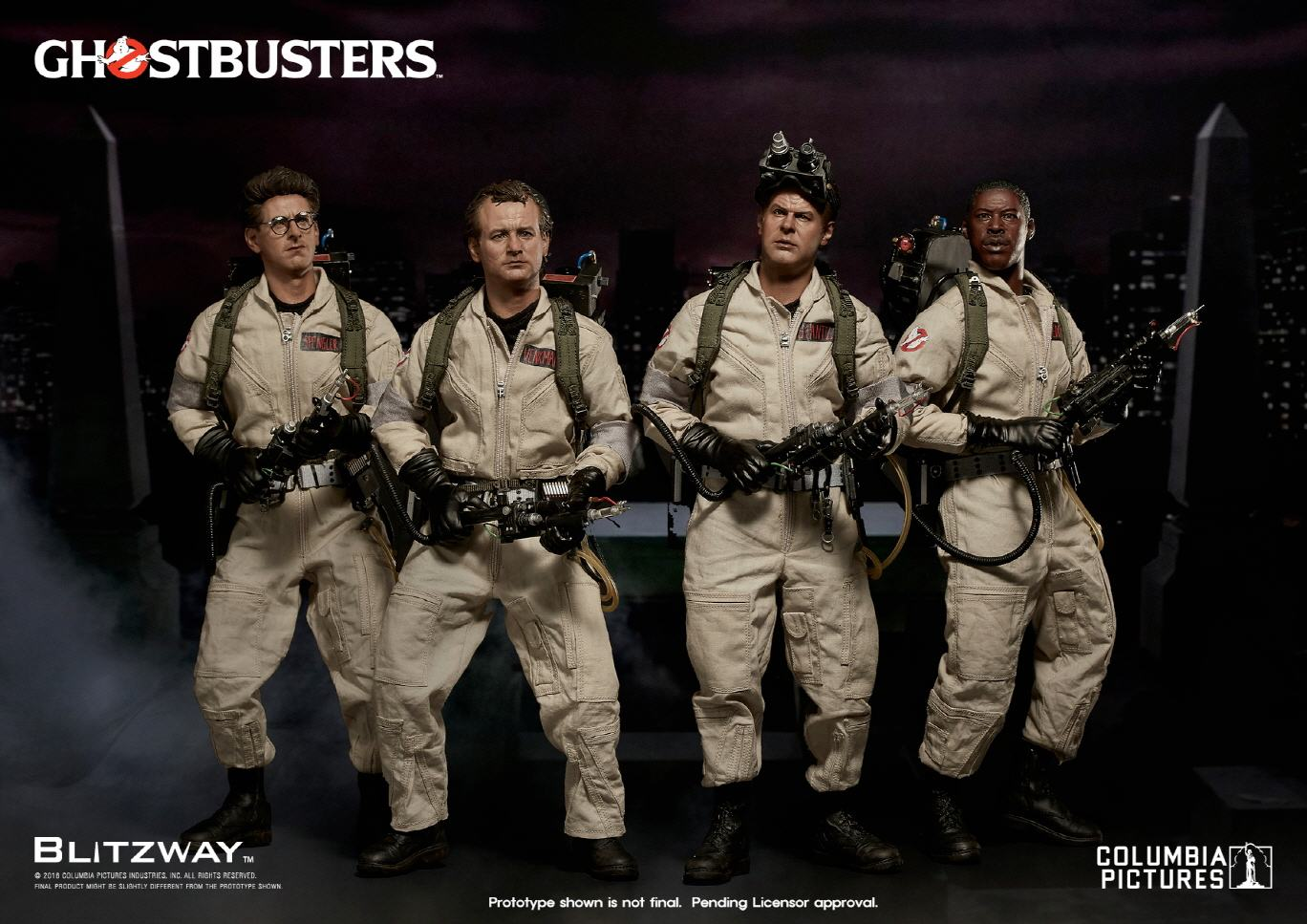 Ghostbusters-Action-Figures-Escala-1-6-Bitzway-02