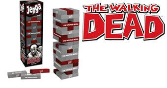 Jogo Jenga The Walking Dead