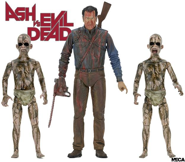 Ash-vs-Evil-Dead-Action-Figures-Bloody-Ash-vs-Demon-Spawn-01