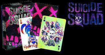 Baralho Esquadrão Suicida – Suicide Squad Playing Cards