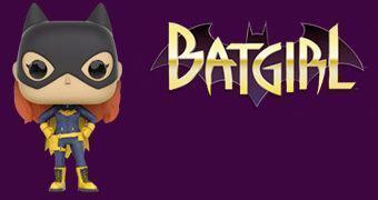 Batgirl Pop! Versão 2016
