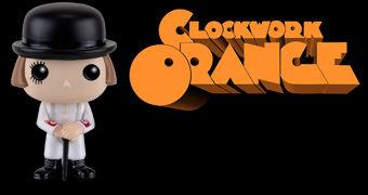 Alex DeLarge Pop! – Boneco Funko do Filme Laranja Mecânica de Stanley Kubrick