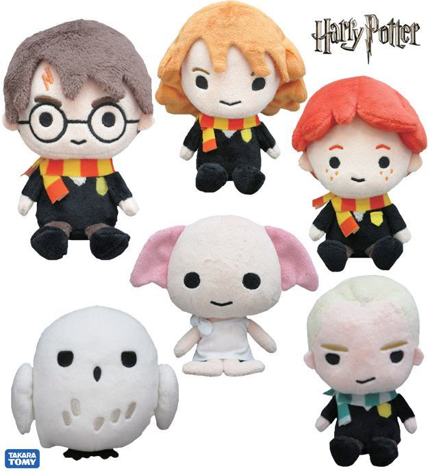 Bonecos-Pelucia-Harry-Potter-Beans-Collection-Plush-Figures-Takara-01-destq
