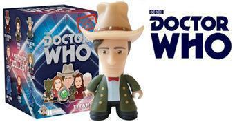 Mini-Figuras Doctor Who TITANS Blind-Box: The Good Man Collection