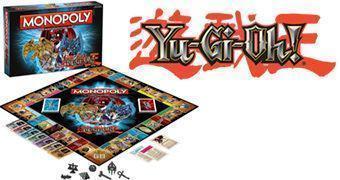 Yu-Gi-Oh! Duel Monsters Monopoly – Jogo de Tabuleiro