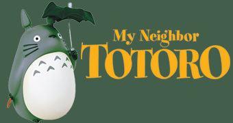 Cofre Meu Amigo Totoro do Filme Animado de Hayao Miyazaki