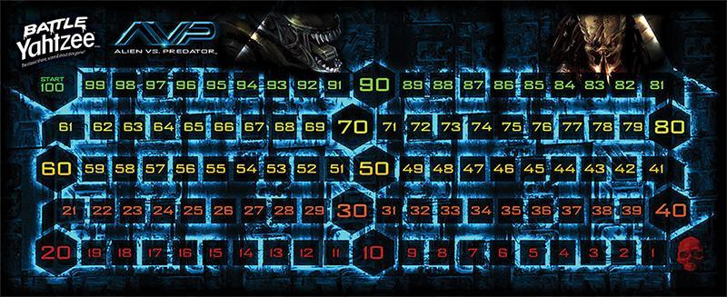 Jogo-Alien-vs-Predator-Battle-Yahtzee-Game-02
