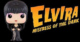 Boneca Pop! Elvira, a Rainha das Trevas!
