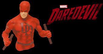 Cofre Daredevil Clássico (Demolidor)
