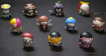 Mini-Figuras Blind-Box do Game South Park: The Fractured But Whole
