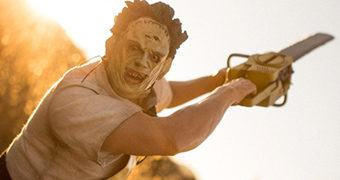 Leatherface Texas Chainsaw Massacre Premium Format – Estátua Sideshow Collectibles O Massacre da Serra Elétrica