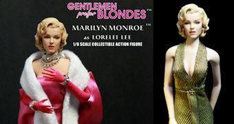 Marilyn Monroe em Os Homens Preferem as Loiras – Action Figures Perfeitas 1:6 Star Ace