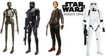 Action Figures Gigantes Rogue One: Uma História Star Wars (Jakks Pacific)