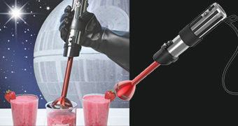Mixer de Cozinha Darth Vader Light Saber Blender (Star Wars Rogue One)