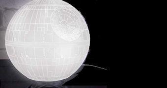 Luminária Star Wars Death Star Mood Light