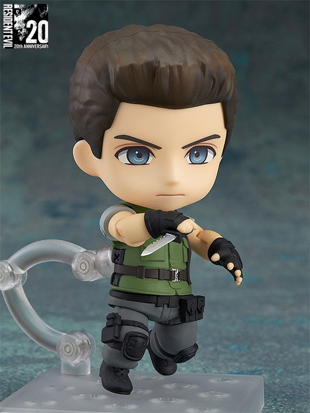 boneco-nendoroid-chris-redfield-20-anos-resident-evil-03