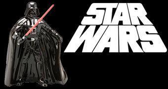 Pote de Cookies Darth Vader (Corpo Inteiro)