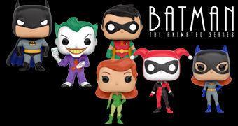 Batman: A Série Animada Pop! – Feliz Dia das Crianças!