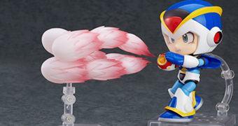 Boneco Nendoroid Mega Man X: Full Armor