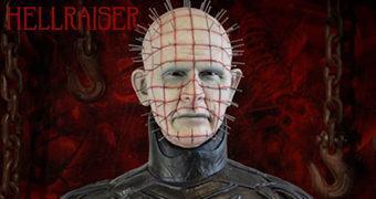 Hellraiser Pinhead – Busto em Tamanho Real 1:1